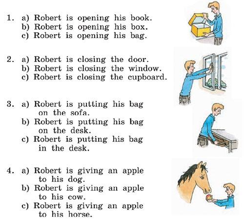 Учебник Rainbow English 4. Unit 4. Step 7