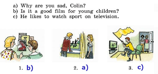 Учебник Rainbow English 4. Unit 1. Step 1